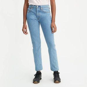 LEVI'S 501 Stretch Skinny Women's Jeans Used.